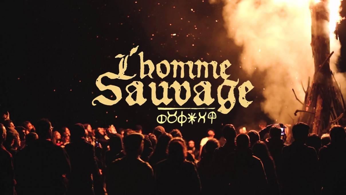 L'Homme Sauvage (Oct.2018)